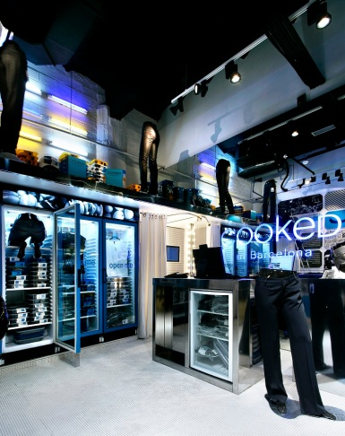 Boutique Cooked in BCN © JORDI TORRES